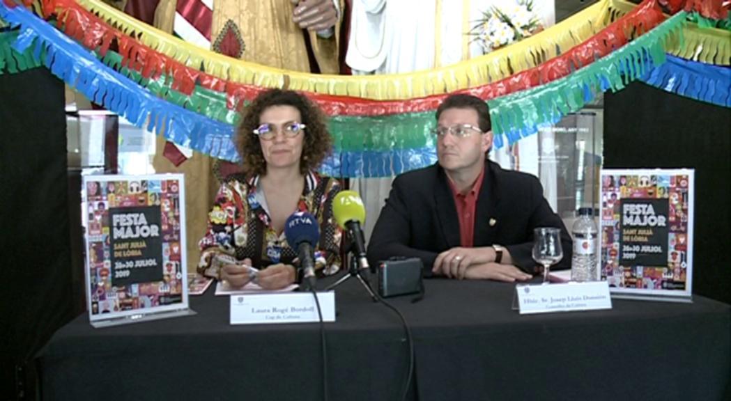 Carlos Baute, cap de cartell d'una festa major de Sant Julià amb concerts per a tots els públics