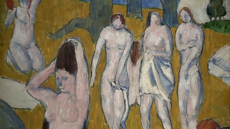 """El Carmen Thyssen reivindica l'obra de pintores i musses amb l'exposició """"Femina feminae"""""""