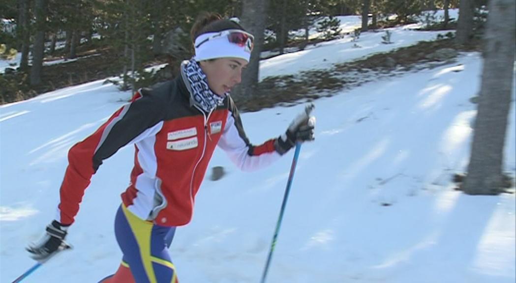 Carola Vila ha estat 17a als 10 quilòmetres estil cl&agrav