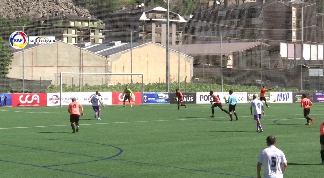 El Carroi guanya el Massana i seguirà a primera divisió