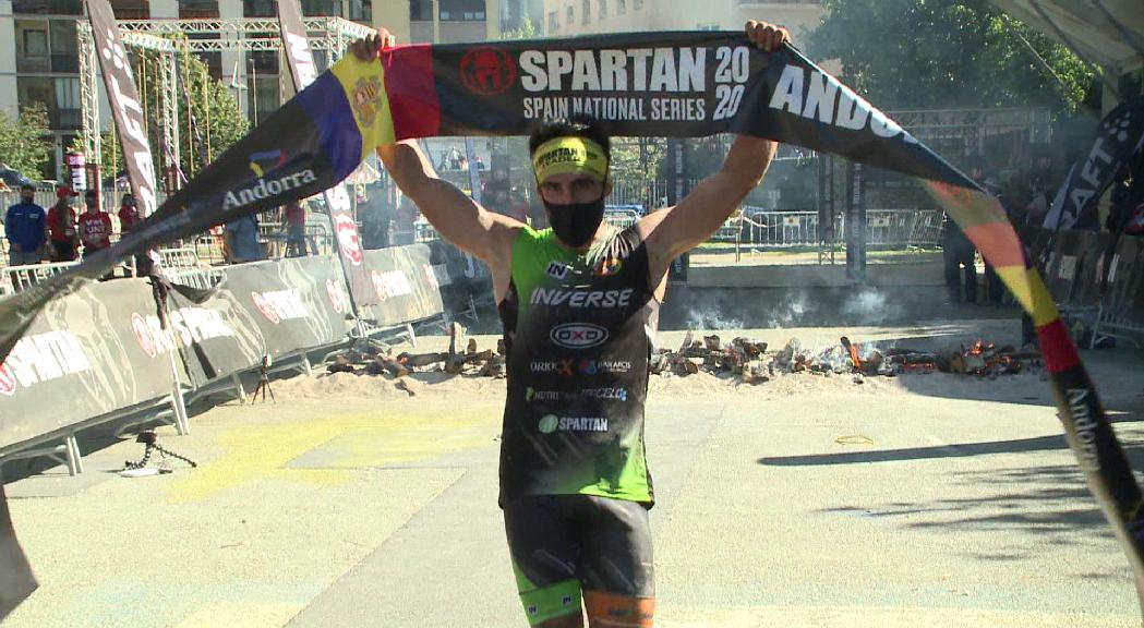 Els catalans Albert Soley i Ona Sociats s'imposen en la cursa Beast de l'Spartan Race