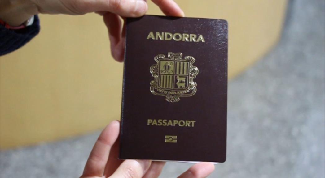 Cauen en picat les sol·licituds per la nacionalitat andorrana els darrers 10 anys