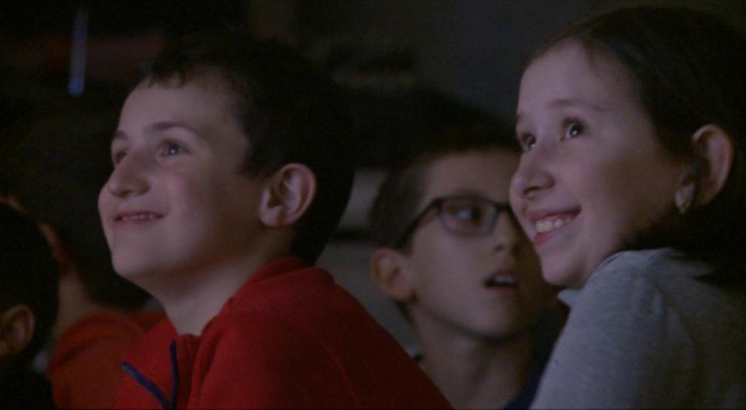 Un centenar de nens descobreix el Consell de la Terra