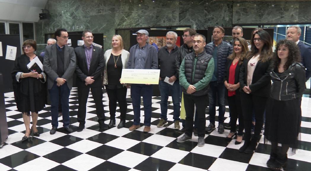 El Cercle de les Arts i de les Lletres lliura els Arts Andorra 2019