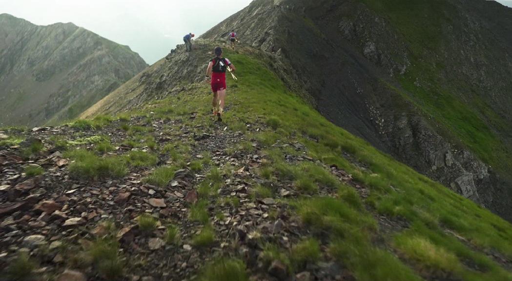 Cinquena posició d'Andorra al Mundial de curses de muntanya
