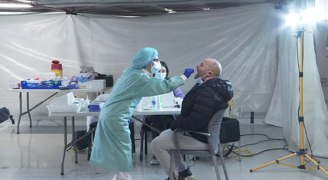 Els ciutadans de l'Arieja i Pirineus Orientals no hauran de presentar cap prova diagnòstica si venen a passar menys de 24 hores al país