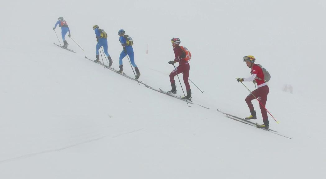 La Comapedrosa Andorra repeteix a la Copa del Món d'esquí de muntanya el gener del 2022