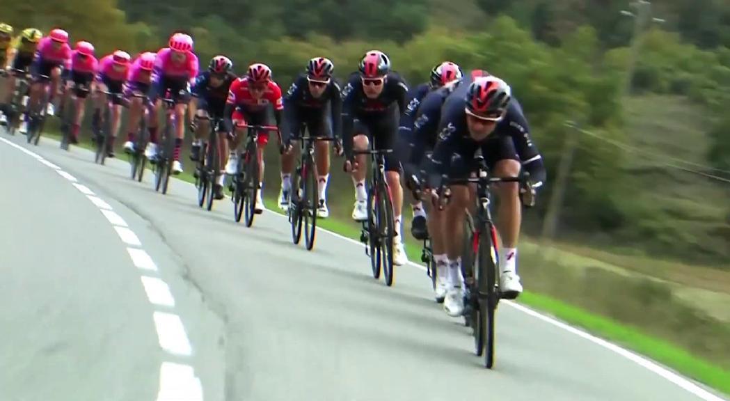 Comença la Vuelta a Espanya amb la presència d'un grapat de ciclistes residents