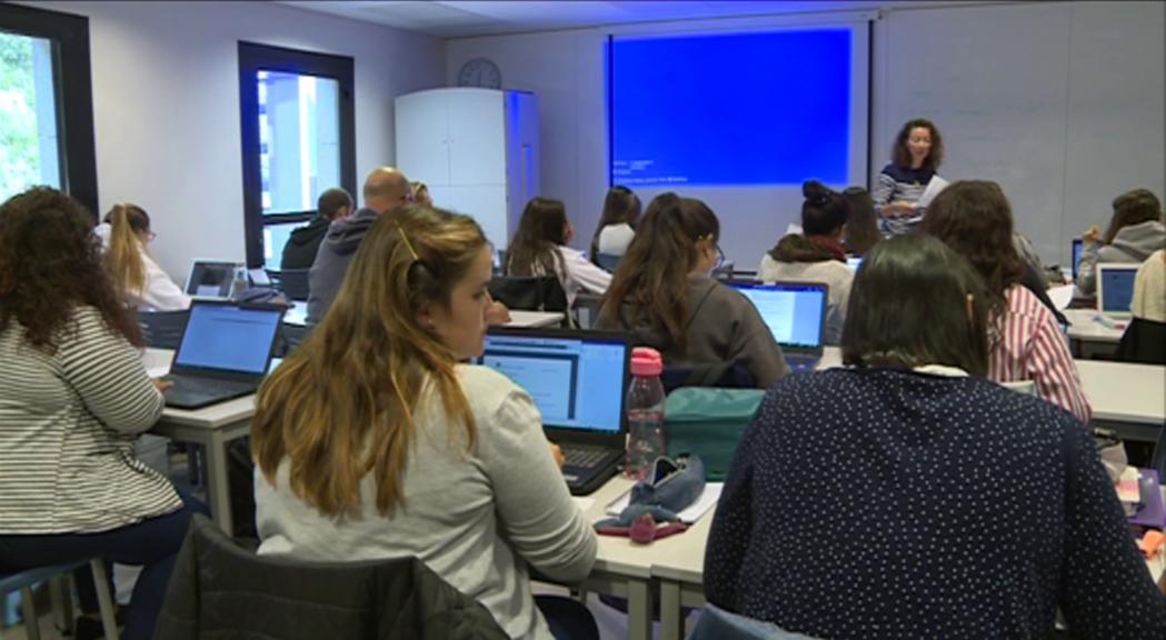 Comencen les classes a la Universitat d'Andorra