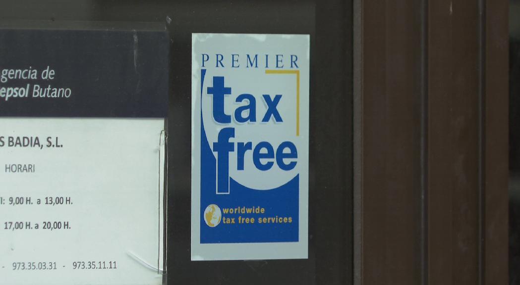 El comerç de la Seu atreu clientela andorrana amb el 'tax free'