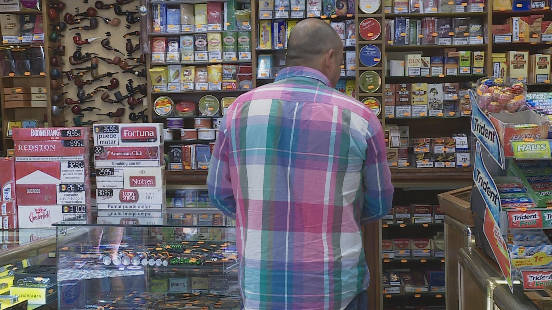 Els comerciants de tabac demanaran als fabricants un marge de benefici mínim del 20%