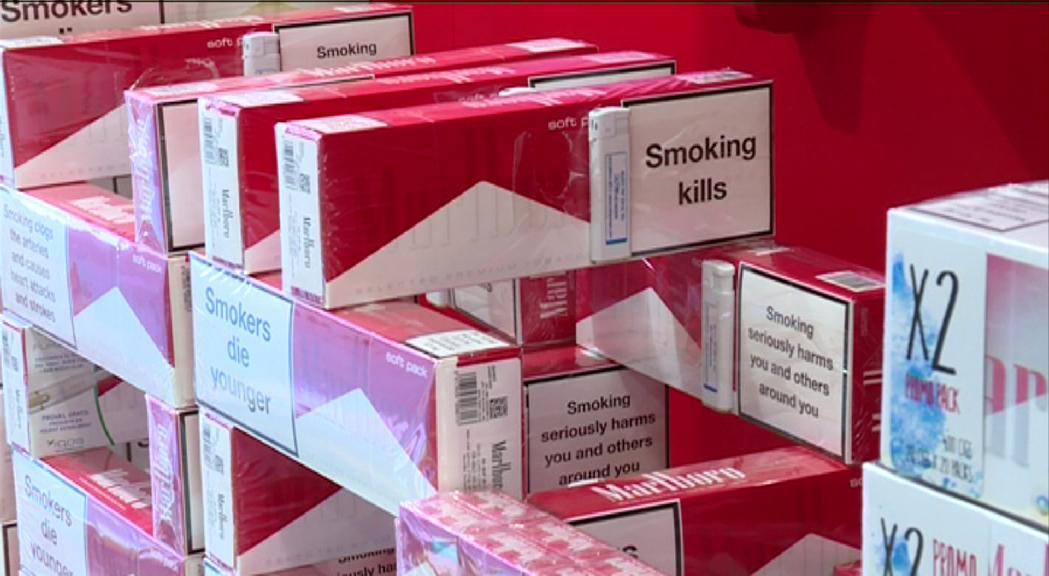 Els comerciants de tabac xifren en un 90% les pèrdues durant el confinament pel coronavirus