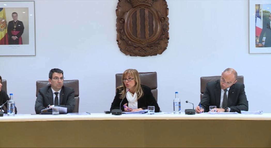 El comú abonarà en la nòmina d'abril el milió d'euros pendent del GADA