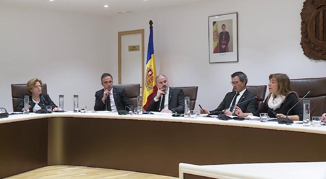 El comú d'Andorra la Vella accepta la indemnització de 4,2 milions per reconstruir els Serradells