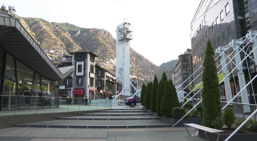 El Comú d'Andorra la Vella destina 155.000 euros a diferents atractius per Nadal