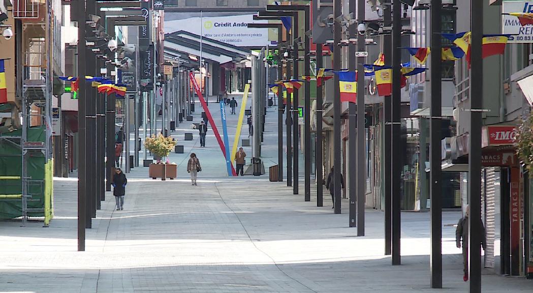 El comú d'Andorra la Vella no cobrarà la taxa sobre les activitats comercials durant la crisi sanitària