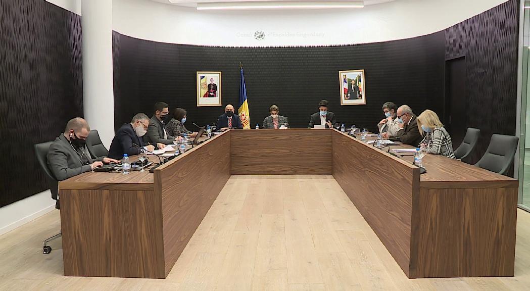El comú d'Escaldes-Engordany anuncia un nou paquet d'ajudes per la Covid-19