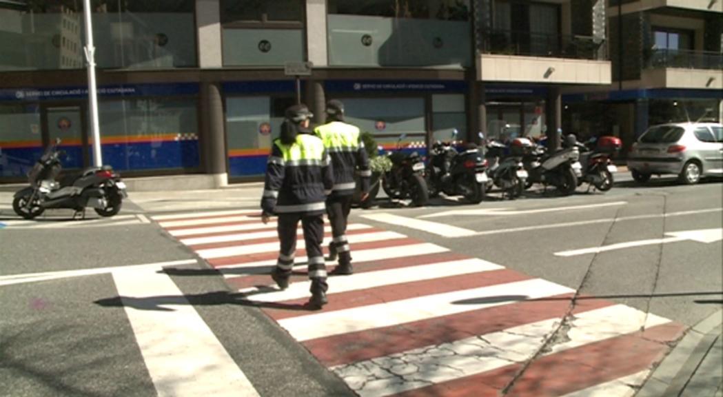 El comú d'Escaldes-Engordany suprimirà dilluns la mútua dels agents de circulació