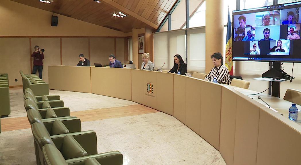 La Massana tanca el pressupost del 2019 amb un superàvit de 245.308 euros