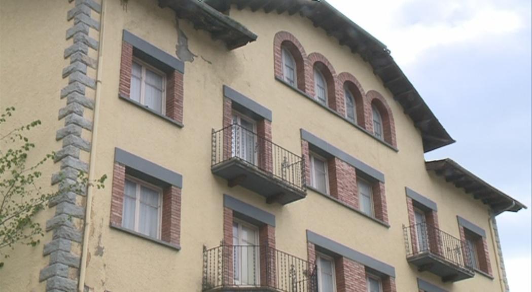 El comú d'Ordino lamenta l'actitud del quart amb l'hotel Casamanya