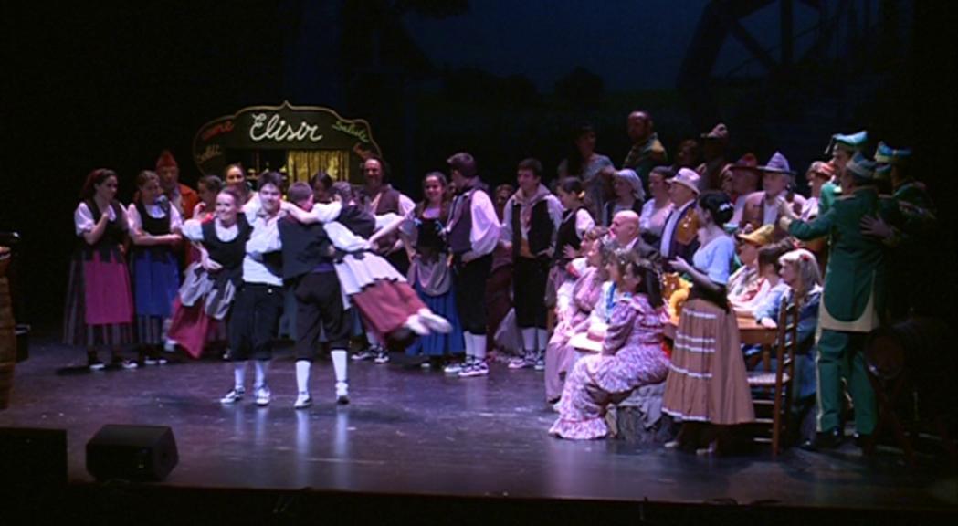 El concert de Nadal de la Massana reunirà l'Esbart, l'Escola de Música i, per primer cop, el Cor d'Òpera