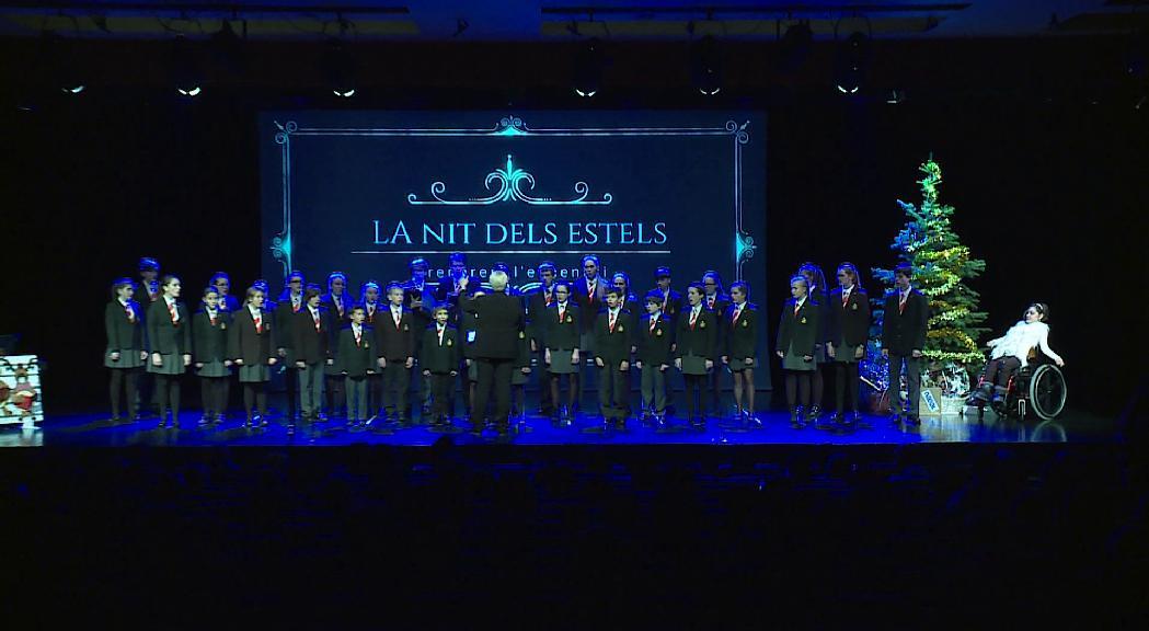 El concert de Nadal dels Petits Cantors serveix d'assaig per a l'actuació a l'Elisi