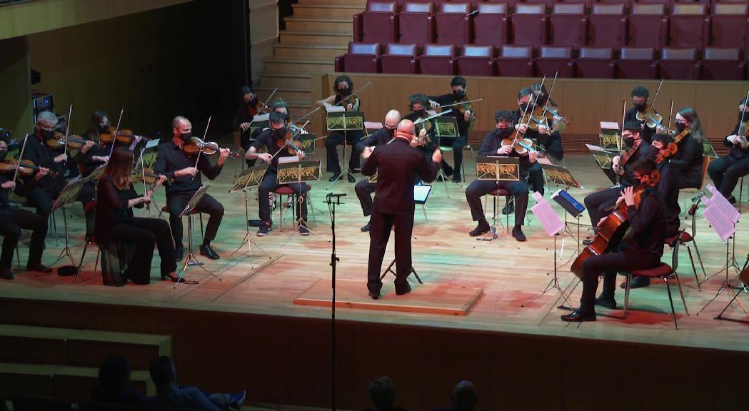 El concert de primavera reuneix per primer cop la Jonca i la Jocand a l'Auditori Nacional