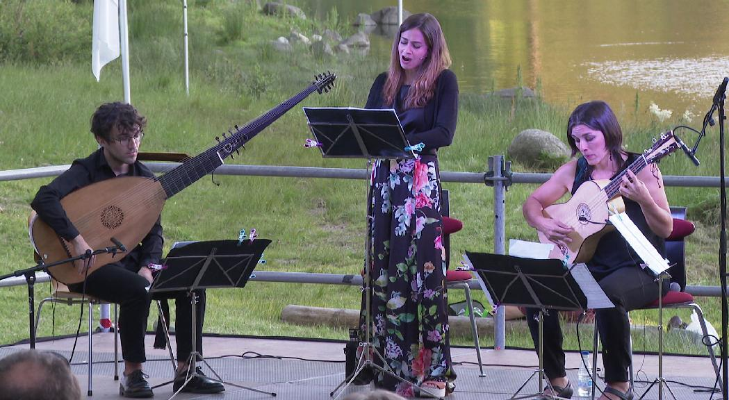 """El concert """"Al son de los arroyuelos"""" transporta els assistents al barroc"""