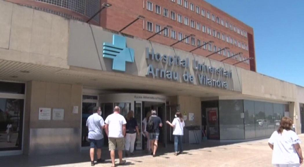 Confinades les residències de gent gran de Lleida, Alt Pirineu i Aran