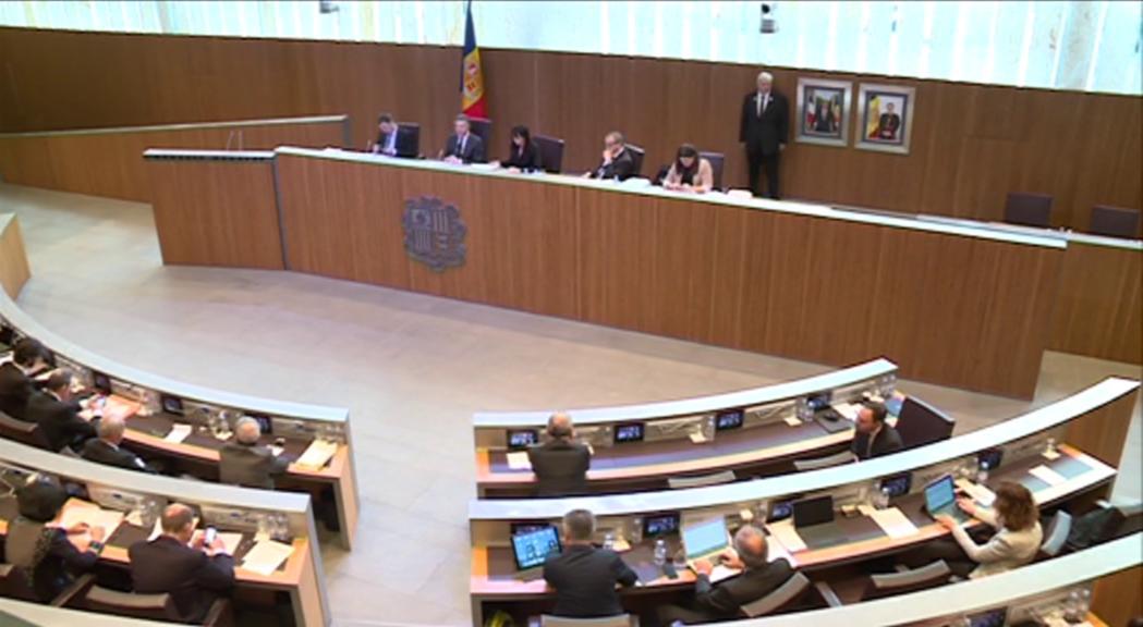 El Consell aprova la reforma de la funció pública després d'un intens debat i el rebuig de l'oposició