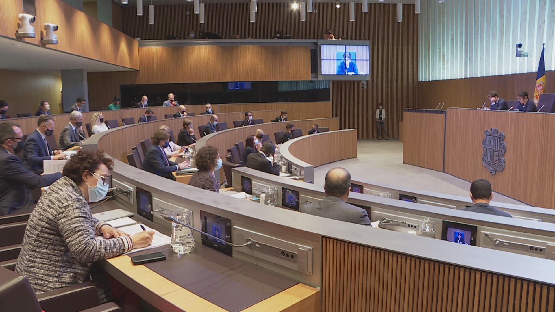 El Consell demana al Govern un debat sobre el marc fiscal, la nova llei d'infermeria i accelerar les accions per fomentar el transport públic