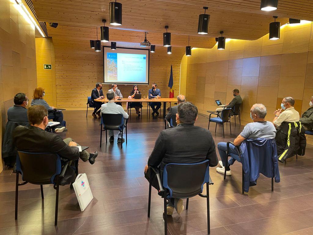 El Consell econòmic i social del Pas de la Casa comença a treballar