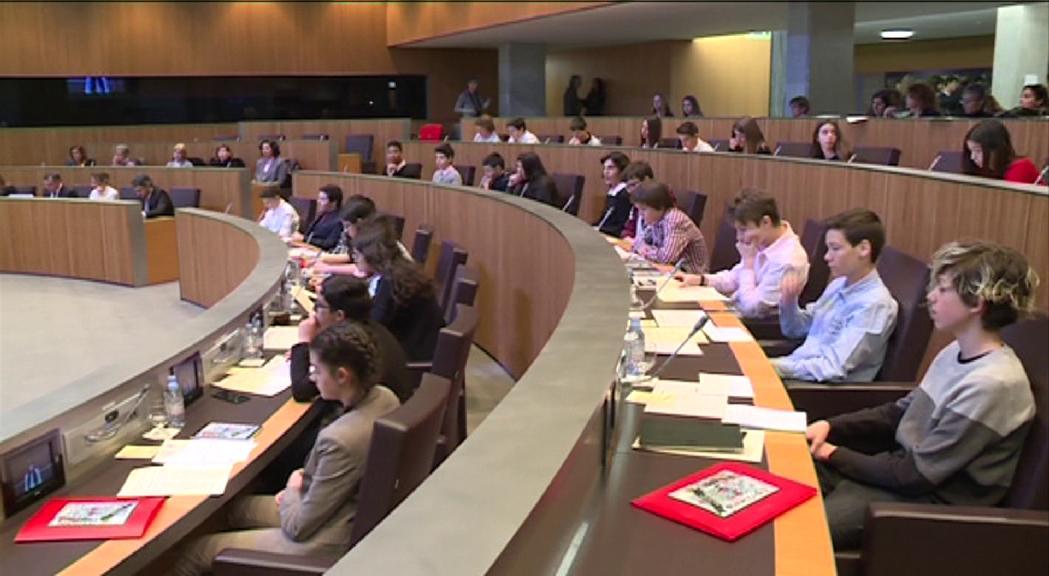 El Consell General dels Joves plantejarà un salari mínim superior als 1.500 euros