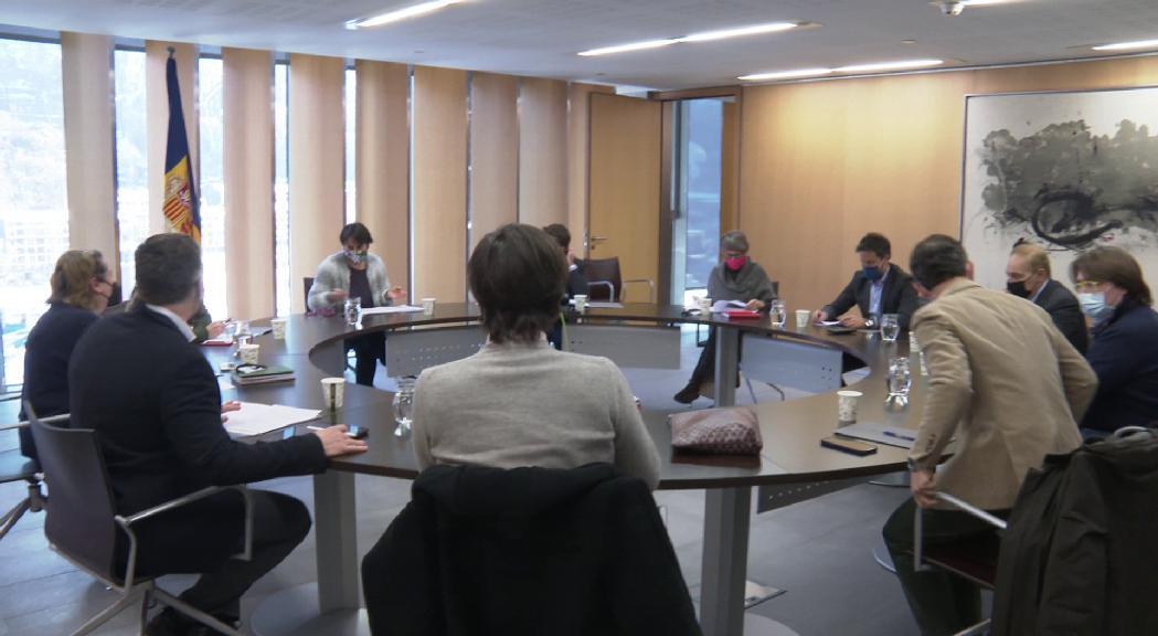 El Consell General votarà el 28 de gener la llei de modifi