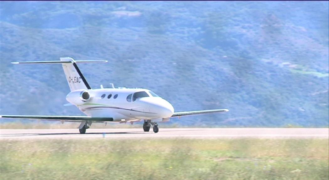 El cònsol major de Canillo creu precipitat plantejar un aeroport a Andorra