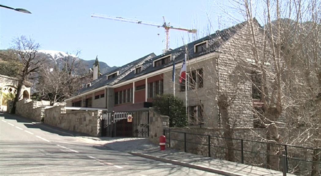 El consolat francès reobrirà l'1 de febrer