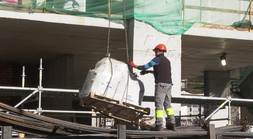 La construcció demanasolucions per contractar mà d'obra qualificada