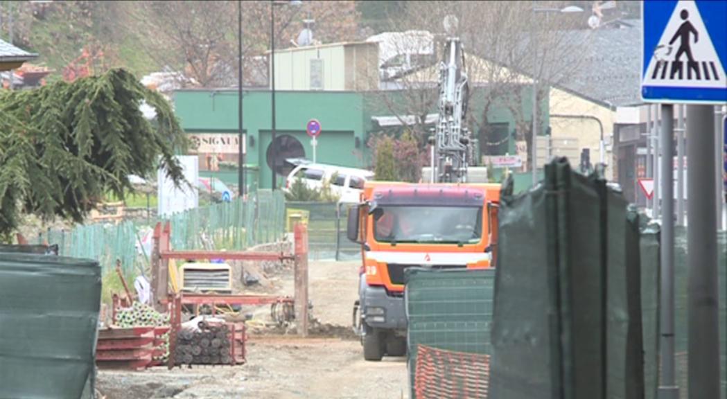 Els constructors lamenten que només es va fer la meitat de l'obra pública pressupostada el 2018