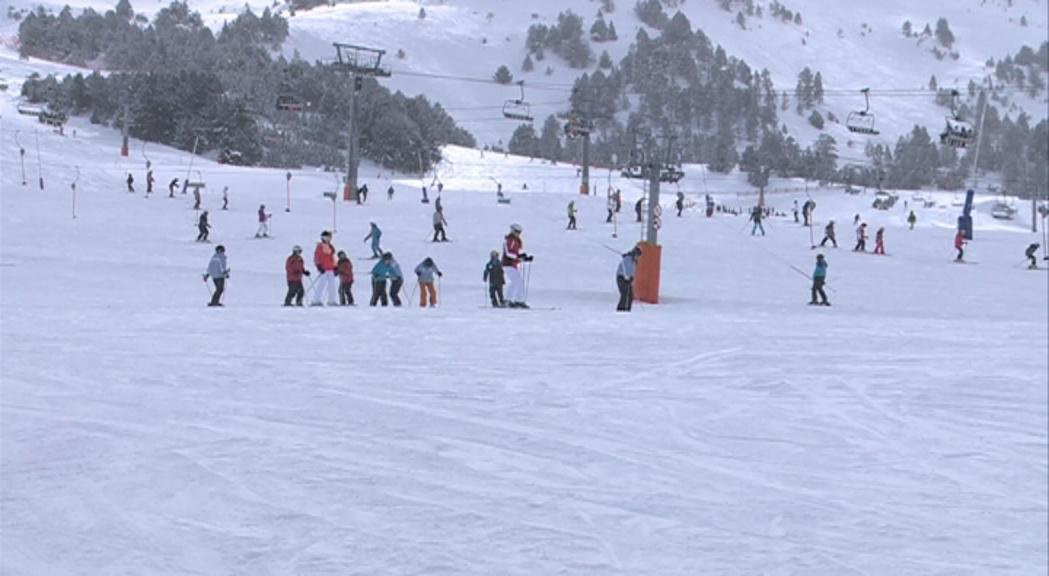 La continuïtat de Grandvalira marca l'inici de la  temporada d'esquí