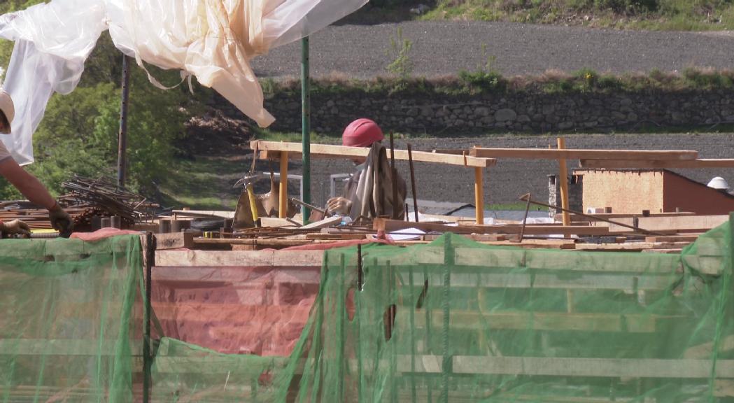 Els contractistes d'obres demanen més inversió pública amb el suport de finançament internacional