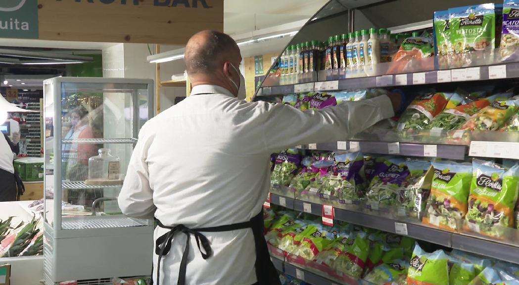 Control del magatzem, liquidacions de productes a punt de caducar i col·laboracions amb entitats, eines per evitar el malbaratament alimentari