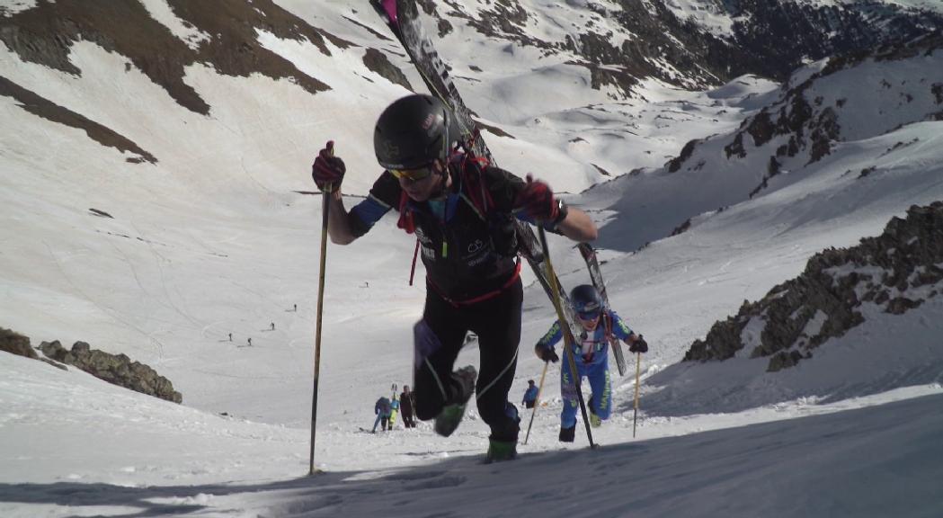 El coronavirus colpeja la Grande Course d'esquí de muntanya