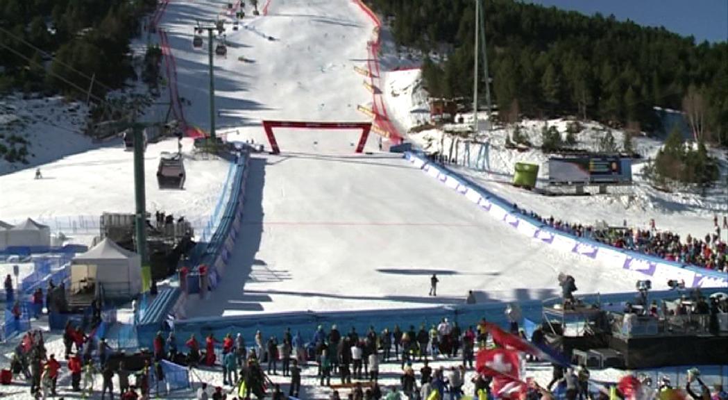 Cortina demana a la FIS tornar a aplaçar el Mundial d'esquí, ara per al 2022