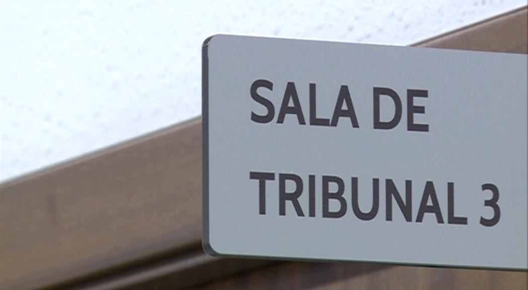 El Tribunal de Corts acull la vista oral contra una dona acusada