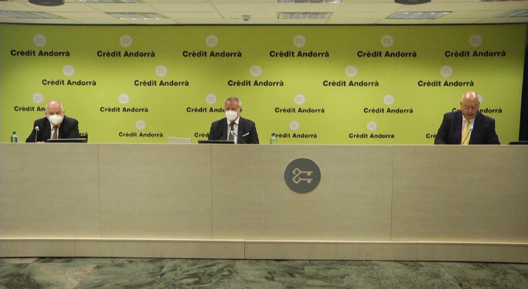 Crèdit Andorrà explora la tecnologia blockchain en la inauguració de la nova Càtedra a l'IESE