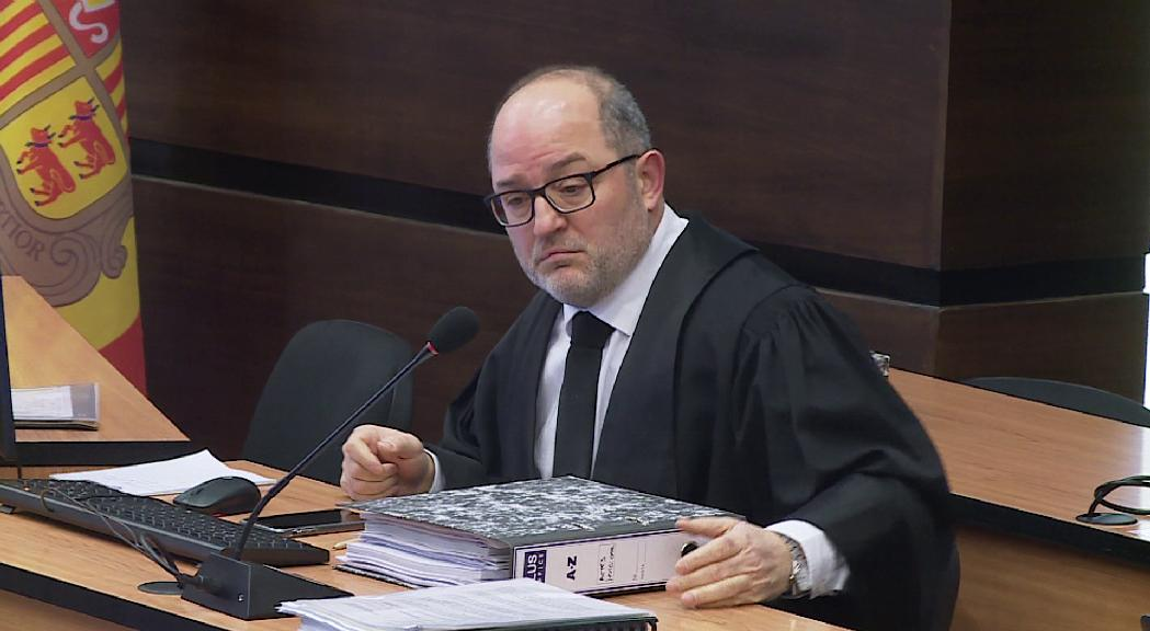 El Consell Superior de la Justícia ha rebutjat una petici&