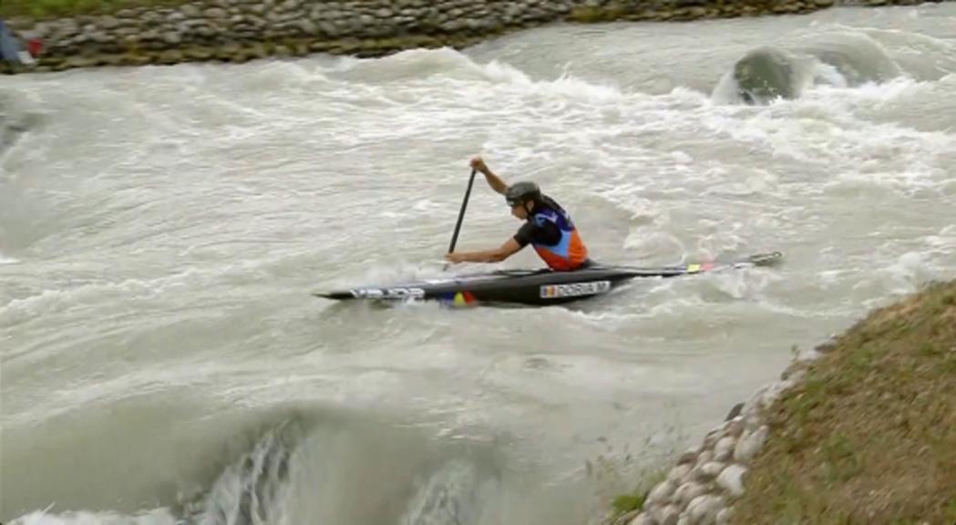 La cursa de Doria cap a les places olímpiques en joc al Mundial de la Seu comença de la millor manera