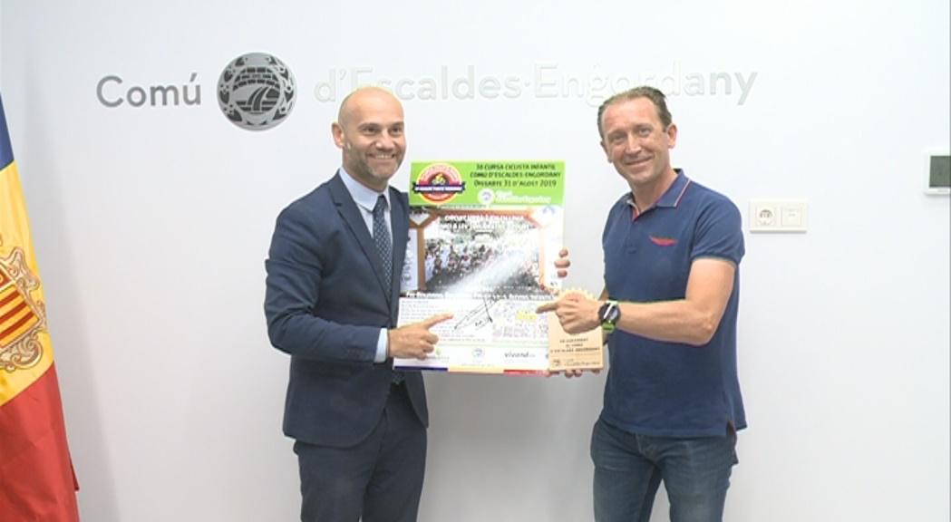 La cursa infantil Gran Premi Joaquim Purito Rodríguez vol superar els 130 inscrits del 2018