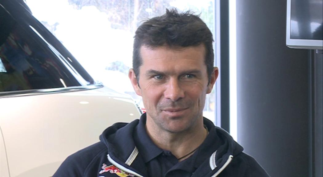 """Cyril Despres torna a Andorra després del Dakar més dur : """"No he lluitat contra Sainz o Peterhansel, he lluitat contra el desert"""""""