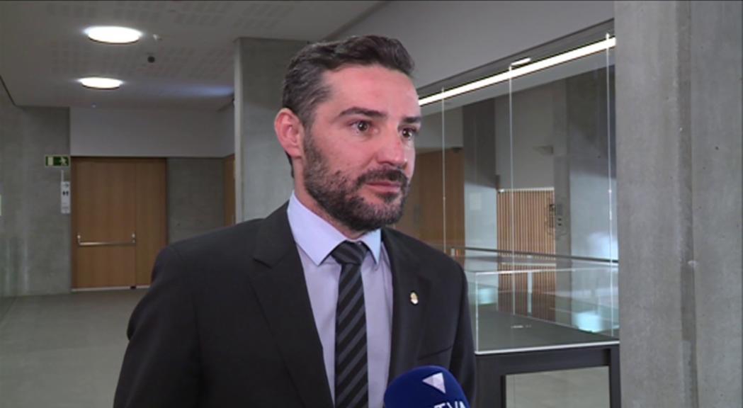"""DA creu que el recurs de l'oposició contra Sindicatura vol """"escenificar un bloc de força contra la majoria"""""""